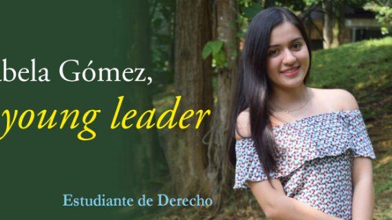 Una javeriana, única colombiana en el Young Leaders Access Program