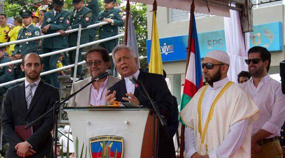 Representantes de distintos credos oraron por la paz