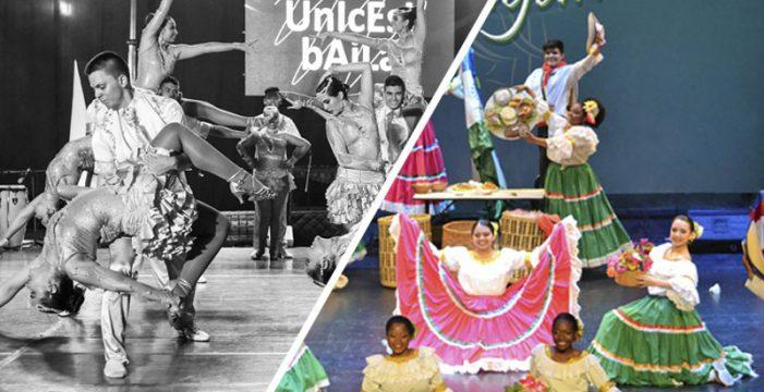 Grupos de Baile de Icesi representarán a Colombia en Encuentro Internacional de Danza