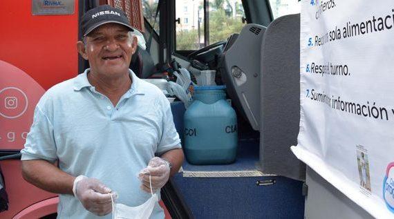 Tras 50 años en la calle, hoy Pedro escribe su nueva historia de vida