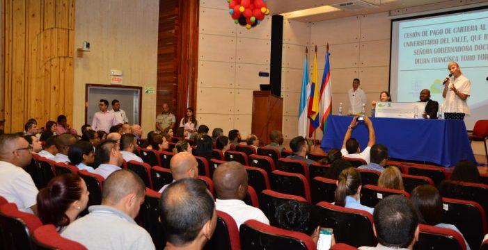 Asamblea reconoce que el Hospital Universitario es financiera y administrativamente viable