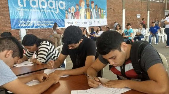 La Alcaldía de Cali reitera a la comunidad que las jornadas de empleo son gratuitas