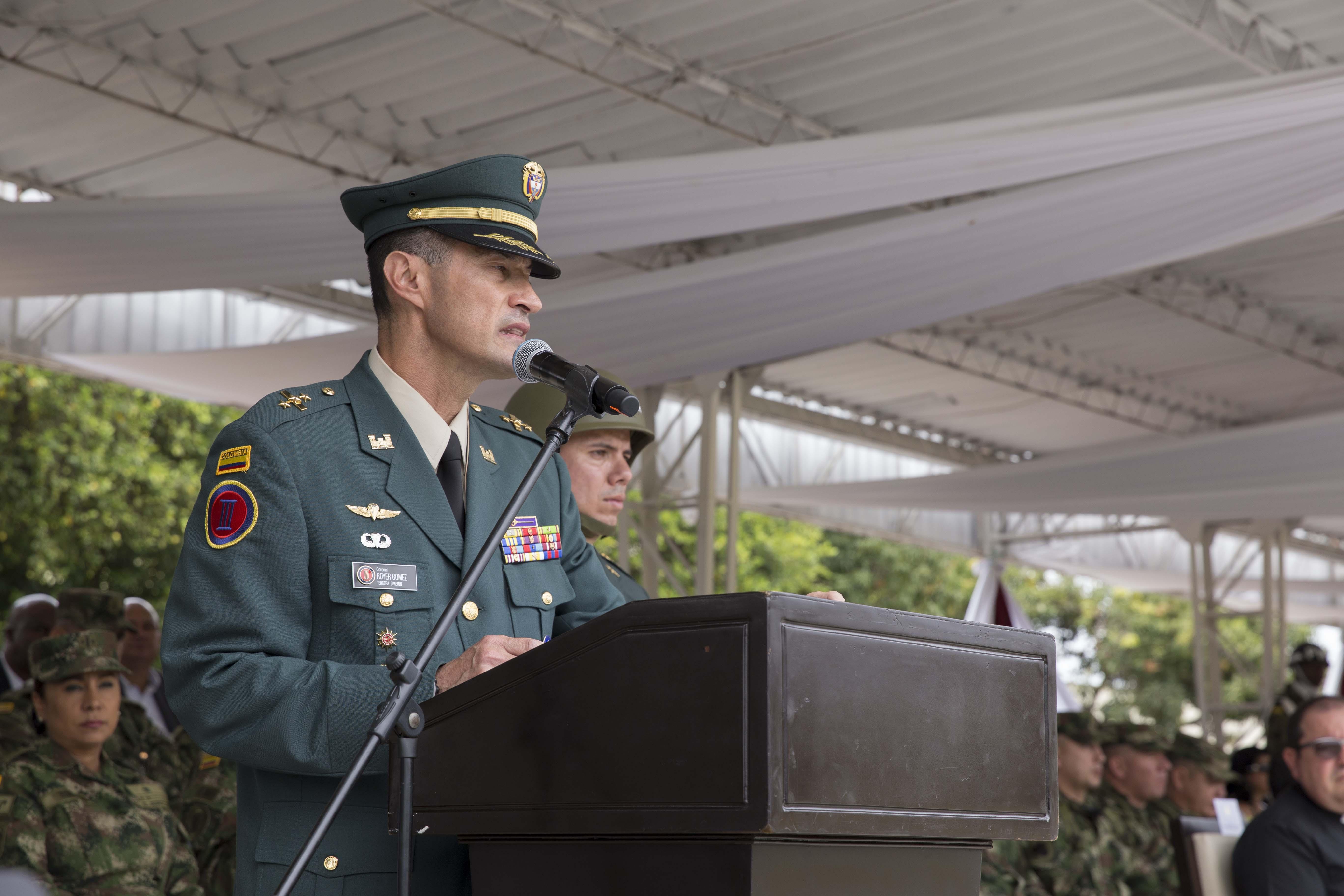 transmision de mando tercera brigada ejercito 8821