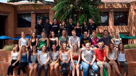 35 estudiantes extranjeros estudiarán en la Universidad Icesi