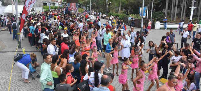 Bgta festival salsa