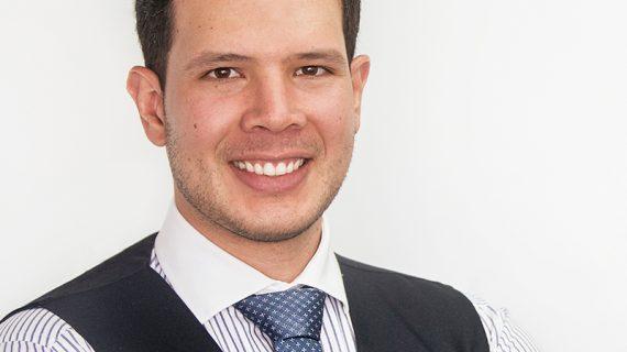 Daniel Acevedo, abogado icesista que lidera firma en México