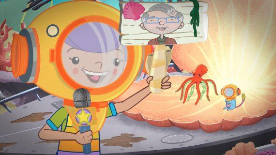 Más reconocimientos internacionales  para la programación infantil de Señal Colombia