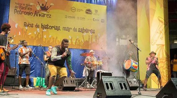 En el XXII Festival de Música del Pacífico Petronio Álvarez es tiempo de agradecer
