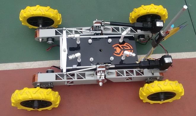 Vehículo colombiano de exploración espacial será exhibido en la Feria de Seguridad