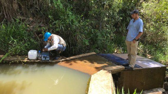 6 mil habitantes de zonas rurales del Valle han mejorado su calidad del agua