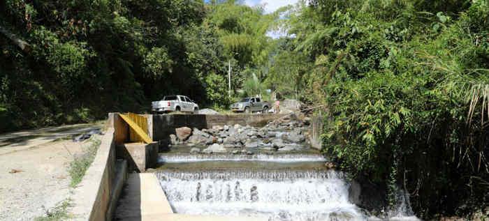 agua pura Buitrera