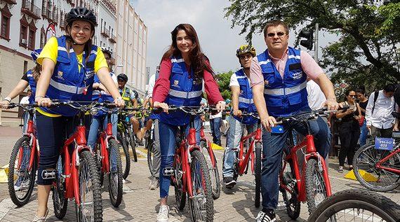 Cali será parte de la red de ciudades que fortalecerá los sistemas públicos de bicicletas en Colombia