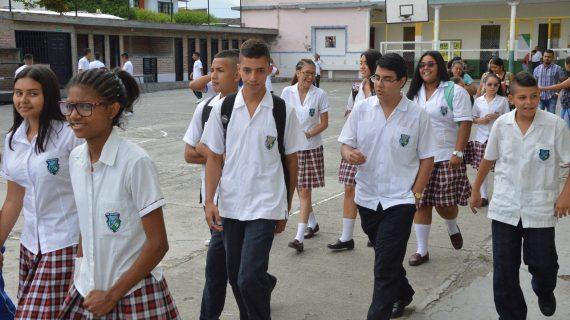 Gobernación extrema controles para salidas de colegios públicos del Valle del Cauca