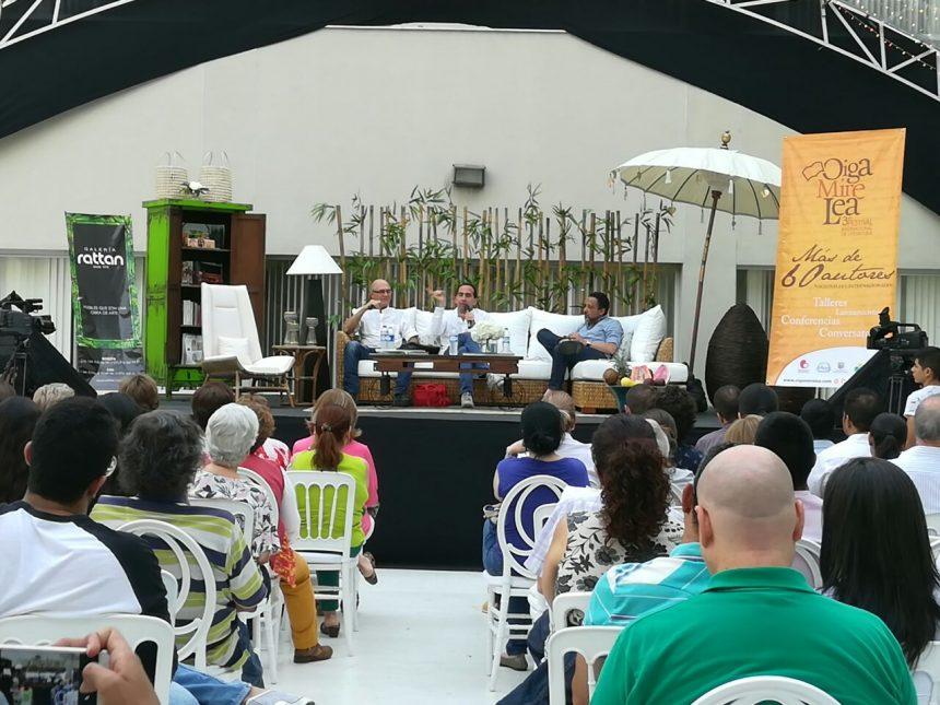 Festival internacional de Literatura 'Oiga, Mire, Lea' llegará este año a 18 municipios