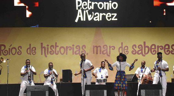 Aquí están los ganadores individuales del Festival Petronio Álvarez