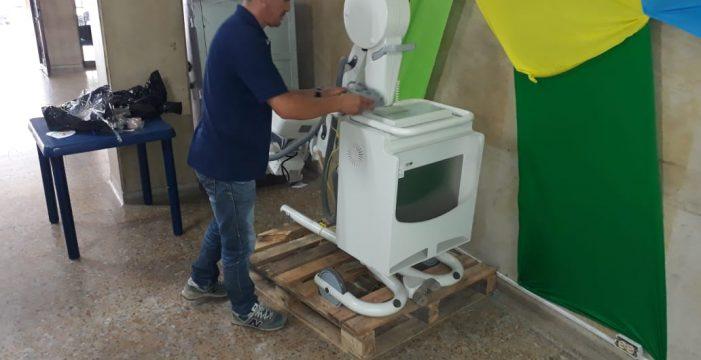 Hospital de Puerto Merizalde cuenta con nuevos equipos