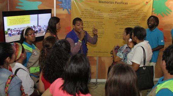 Mucha Memoria y reconciliación en el Quilombo pedagógico