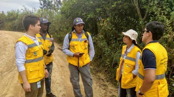 Ministerio de Transporte apoya inventario de los 8 mil kilómetros de red vial del Valle del cauca