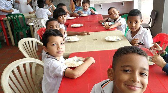 El Ministerio de Educación Nacional certificó calidad del programa de alimentación escolar de Cali