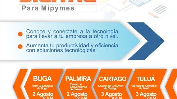 La Gobernación del Valle apoya la transformación digital de los empresarios
