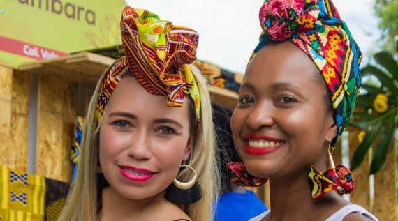 El turbante afro: herencia y cuestión de alma, raza y cabello