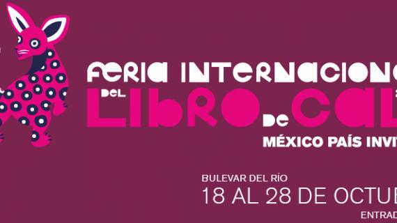 México será país invitado en la Feria del Libro de Cali