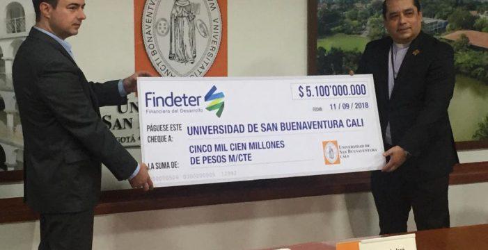 U. San Buenaventura en Cali invertirá más de $5 mil millones en actividades académicas