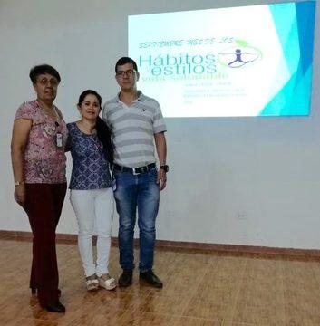 Con charlas pedagógicas PAE del Valle se empodera de las instituciones educativas