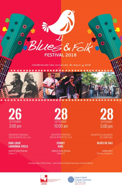 El Blues & Folk Festival