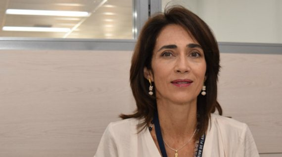 Elena Londoño Gómez, nueva directora del Departamento Administrativo Planeación Municipal