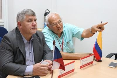 Embajador República Checa