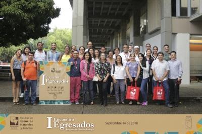 Encuentro de Egresados del posgrado en Ciencias Biología de Univalle