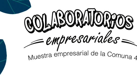 Feria Empresarial en la Comuna 4