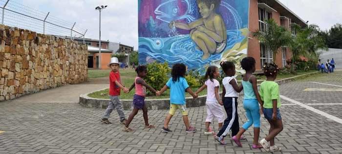 Primer Festival de Salud y Cultura desde lo Afro en el hospital Isaías Duarte Cancino
