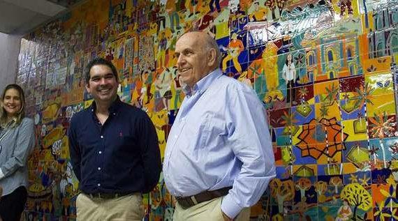 Alcalde Armitage presenta la IV Bienal Internacional de Muralismo y Arte Público de Cali