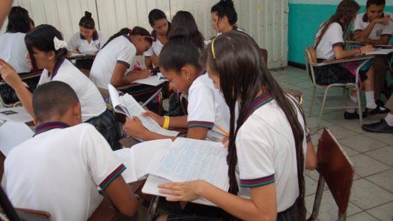 """Se inició segunda fase de """"Los Más Porras"""" con 115 estudiantes"""