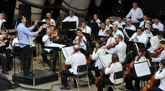 La Orquesta Filarmónica de Cali estará en el Centro Comercial Río Cauca