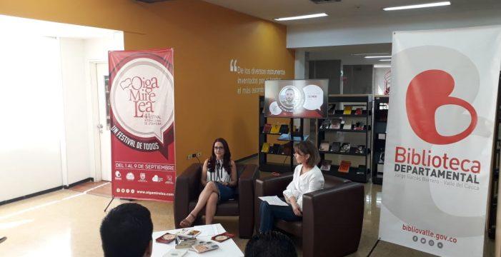 Los escritores Martha Sanz y Leila Guerreiro, este fin de semana en Oiga, Mire, Lea
