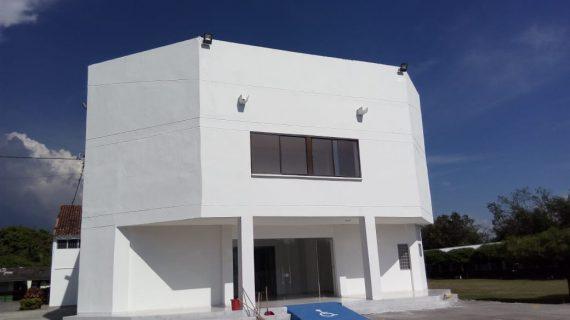 Normal Superior de Guacarí estrena auditorio en sus 60 años de creación