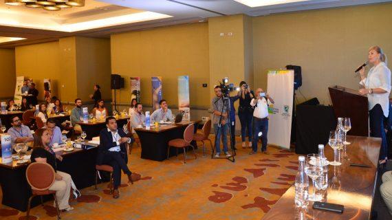 Gobernación impulsó rueda de negocios con empresarios vallecaucanos y de 4 países