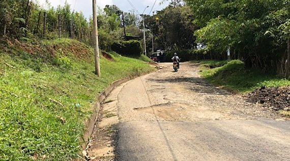 La comunidad también da la mano en el Bachetón rural