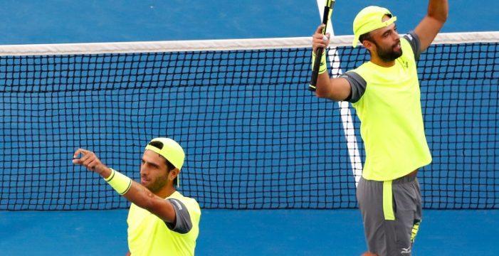 Cabal y Farah en semifinales de dobles del Abierto de Estados Unidos