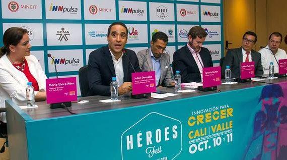 Expertos internacionales estarán en el Héroes Fest 2018