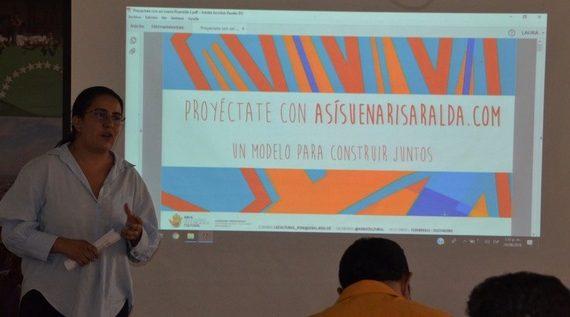 Taller gratuito sobre formas de producción y circulación para músicos vallecaucanos
