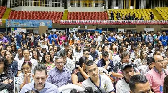 Estudiantes y profesores conocieron del Código de Policía en el Tecnofest