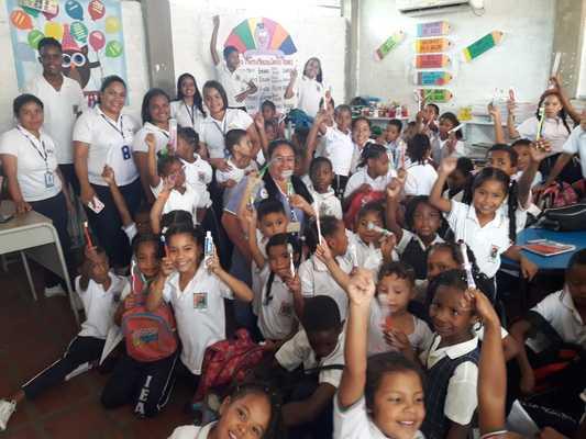 120.000 estudiantes del Valle