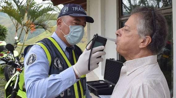 200 agentes de tránsito controlarán la movilidad durante Halloween en Santiago de Cali