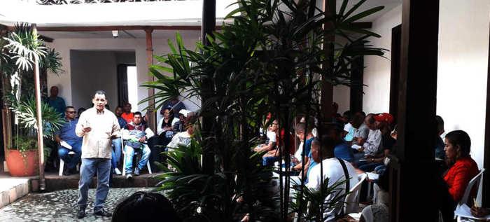 Alcaldía de Santiago de Cali realizó jornada de restitución