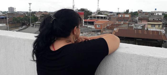 Ana Flor víctima
