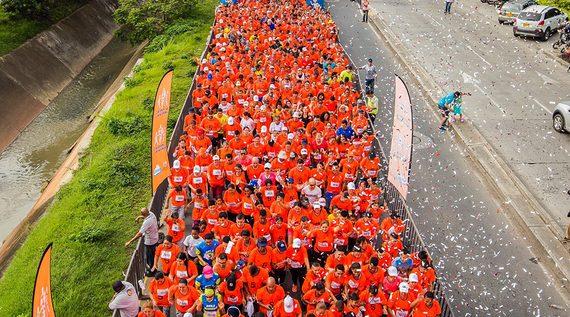 Este domingo 28 de octubre se corre la 5K Ladera